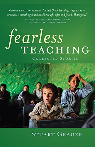 fearless teaching book image
