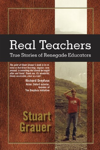 real teachers book cover image