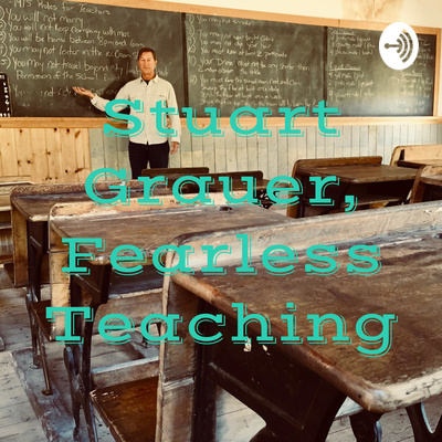 fearless teaching podcast image