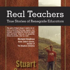Real Teachers by Dr Stuart Grauer Cover Image